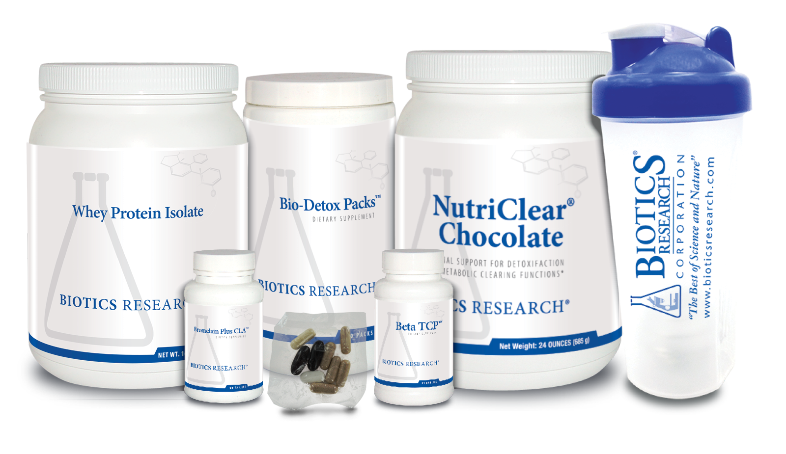 Complete BioDetoxification Kits Discontinued