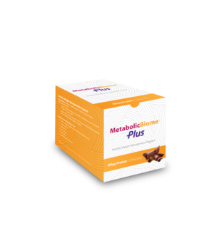 MetabolicBiome Plus - Whey Protein Chocolate
