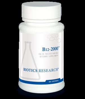 B12-2000™ Lozenges (60 L)