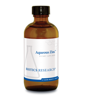 Aqueous Zinc™ (4 oz)