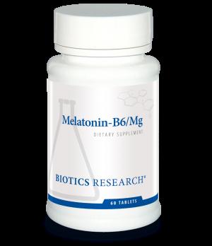 Melatonin B6/Mg (60T)