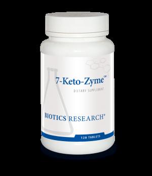 7-Keto-Zyme™ (120 T)